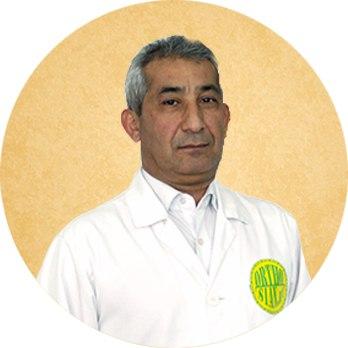 Умарходжаев Ф.Р Врач травматолог ортопед